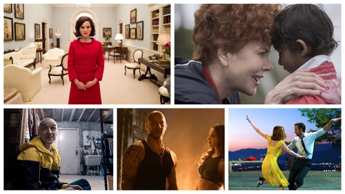 Here's a round up of what's showing at your local cinema