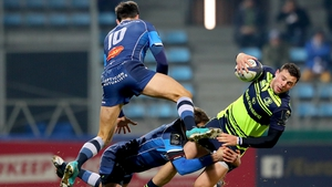 Leinster exploded into life after a slow opening five minutes in Castres