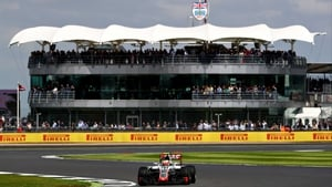 A decision on Silverstone won't be made until July