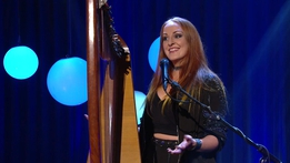 "The Late Late Show: Lisa Canny - ""Stay"""