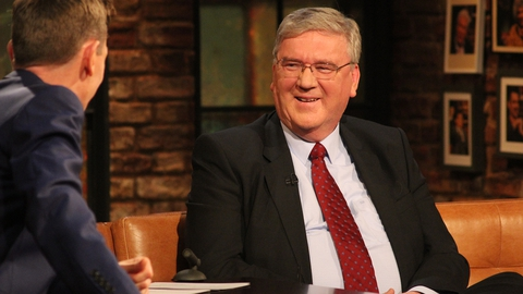 The Late Late Show: Pat McDonagh