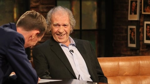The Late Late Show: Finbar Furey