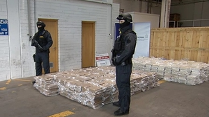 Seizure is bigger than the total quantity of cannabis seized in the state in the past two years