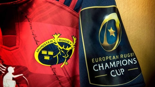 Munster square up to Saracens at the Aviva Stadium