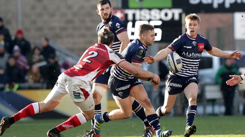 Madigan was impressive from the tee in Bordeaux's win over Ulster