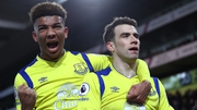 Seamus Coleman was the difference at Selhurst Park