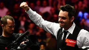 Ronnie O'Sullivan has had to battle throughout the week