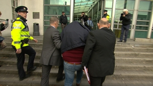 Anthony Lambe appeared before a special sitting of Dundalk District Court this afternoon