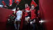 Munster need to beat Racing for a home quarter-final