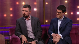 The Ray D'Arcy Show Extras: Stephen Lannon and Niall McHugh