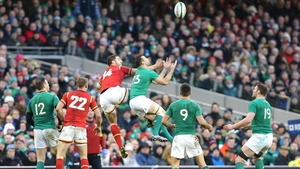 Ireland meet Wales on Friday 10 March