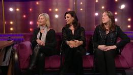 The Ray D'Arcy Show Extras: Olivia Newton John, Amy Sky & Beth Nielsen Chapman