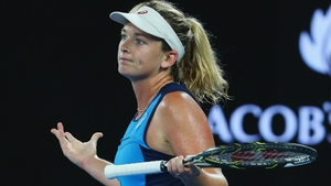 Angelique Kerber was well beaten by Coco Vandeweghe