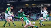 David Moran scoring the Kerry goal