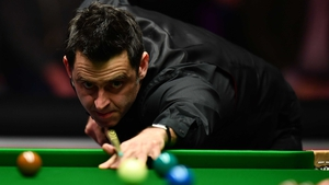 Ronnie O'Sullivan had too much class for Ding Junhui