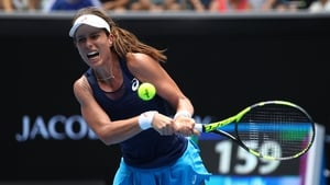 Johanna Konta is through to the quarter-finals of the Australian Open