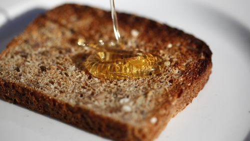 A new campaign tells people to opt for a gold colour when frying, roasting, baking, grilling or toasting