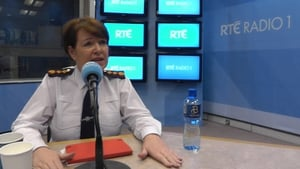Nóirín O'Sullivan was speaking on RTÉ's Today with Sean O'Rourke