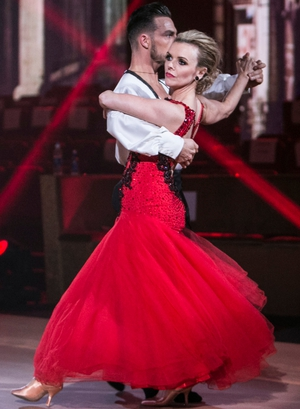 Week 3: Denise McCormack brought El Tango de Roxanne to the stage with Ryan McShane.