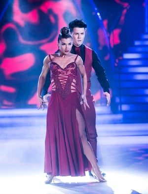 Week 3: Dayl Cronin and Ksenia Zsihotska fused hip hop and tango to the tune of One Direction's Drag Me Down.