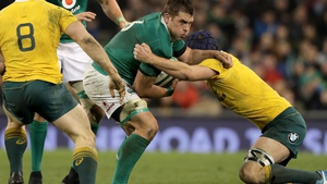 CJ Stander is a key part of Joe Schmidt's plans