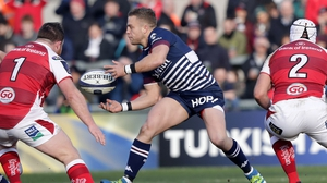 Ian Madigan has had a mixed spell with Bordeaux-Begles