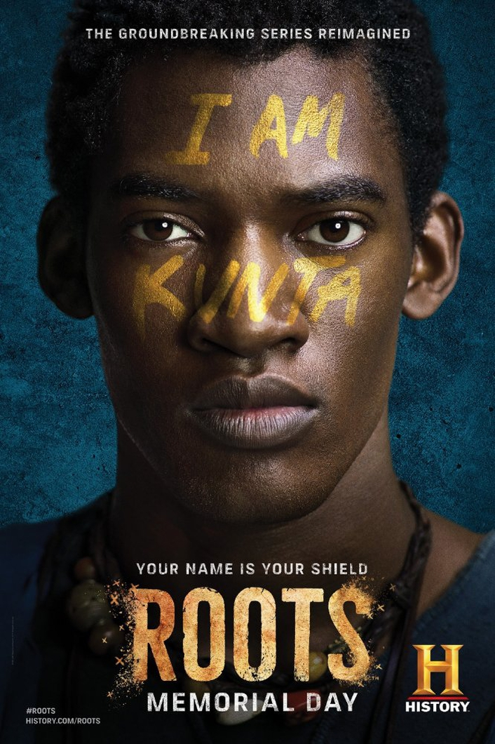 """Roots"" returns to television"