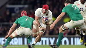 James Haskell will have to come to terms with missing out on the Lions squad