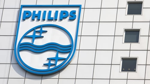 Philips currently make around 1,000 ventilators ar week and are looking to reach around 2,000 in the coming weeks