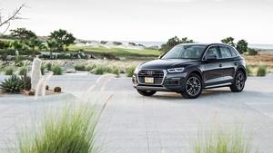 Audi's new Q5