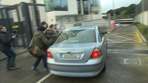 The men appeared at Dublin District Court at the Criminal Courts of Justice