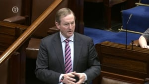 Enda Kenny has defended the Govt's handling of its Brexit plans