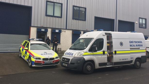 Dublin firearms seizure