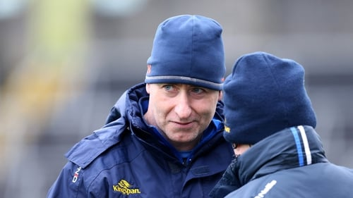 Mattie McGleenan was Cavan manager for two seasons