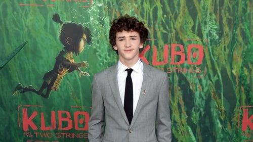 "Art Parkinson - ""I was nervous this morning. I had completely forgotten about it [the nominations] over Christmas break"""