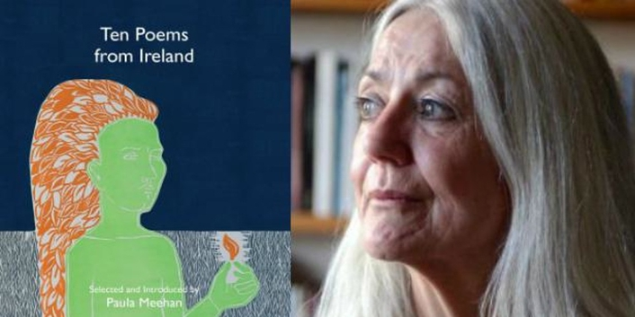 """10 Poems From Ireland"", selected and introduced by Paula Meehan"