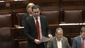 Sinn Féin finance spokesperson Pearse Doherty described the scandal as 'calculated'
