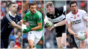 Cluxton, McCluskey, Breheny and Cavanagh have 60 years of inter-county experience between them.