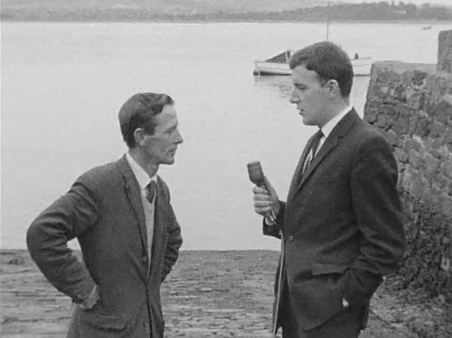 Bill O'Herlihy and Paul Watson (1967)