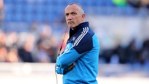Conor O'Shea has defended his Italy team