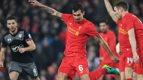 Dejan Lovren may return for Liverpool