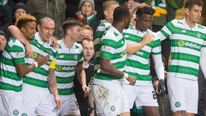 Celtic are now 22 points clear of Rangers