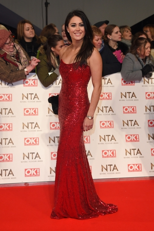 ...Sam Quek! It is a very awards worthy dress so its understandable how that happened