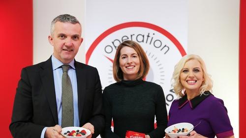 Operation Transformation: Free Porridge Day from Donal O'Shea