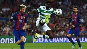 Toure joined Celtic after leaving Liverpool last summer