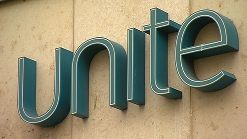 The dispute is further complicated by an inter-union row between Unite and SIPTU