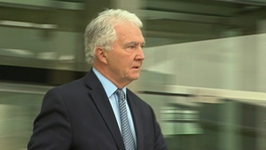 Sean FitzPatrick has pleaded not guilty to misleading the bank's auditors and furnishing false information