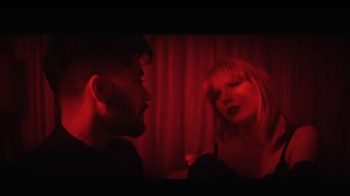 Zayn Malik and Taylor Swift in the new Fifty Shades