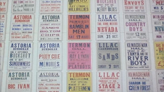 Posters from Gerd Fleischmann's Printing Press Exhibition (1982)