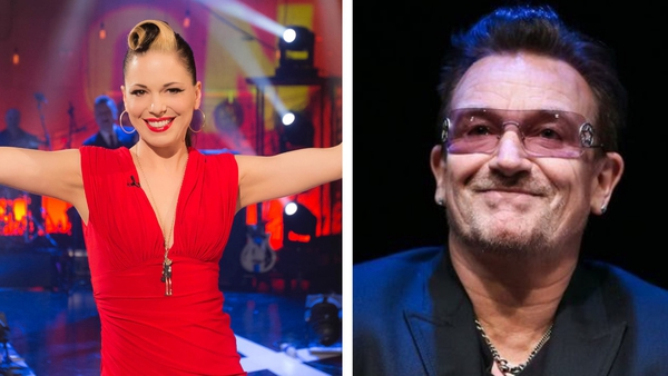 """Imelda May - """"I'm not going to hint to Bono. If someone wants me to do it, they would ask, I like things to happen naturally"""""""